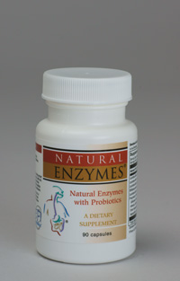 Natural Enzymes and Probiotics (Probiotic and Enzymes)